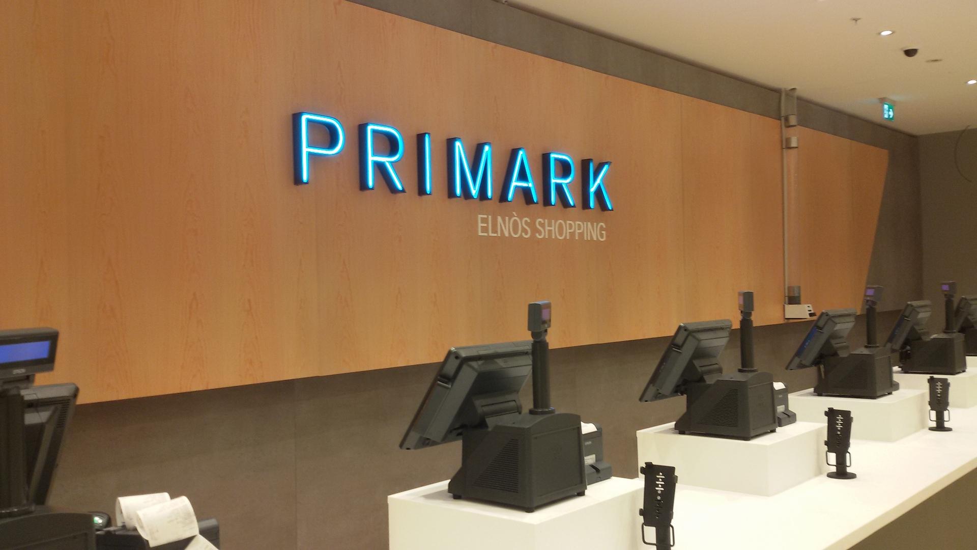 Primark Store Brescia